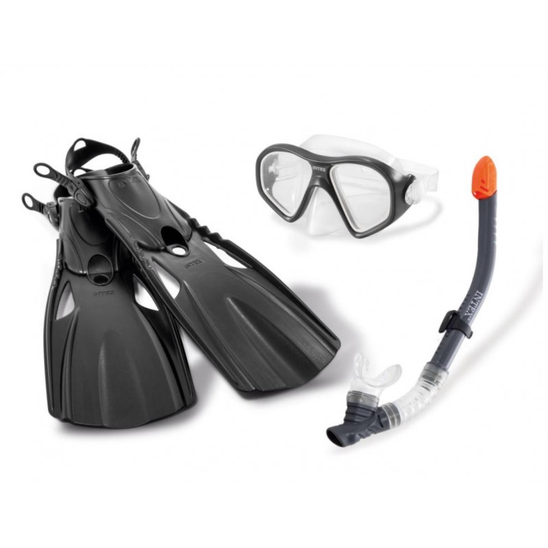Materac do spania 76 x 191 x 15 cm Super-Tough 68725 Intex Pool Garden Party