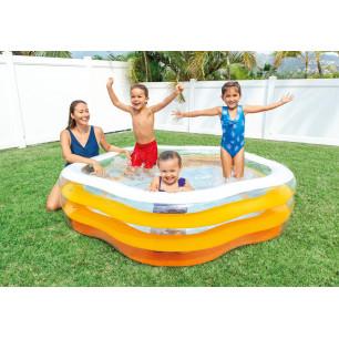 Basen Brodzik Wieloryb 57125 Intex Pool Garden Party