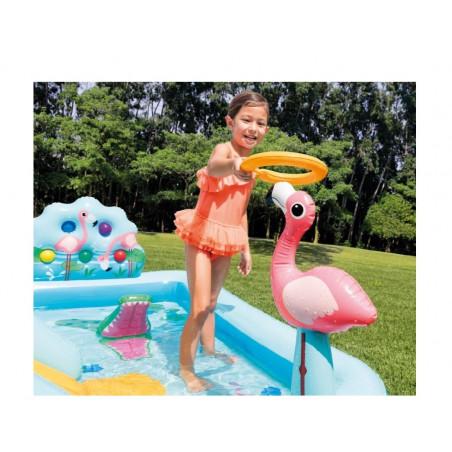 miniatura - Zabawka do pływania - Ogromny Jednorożec Intex