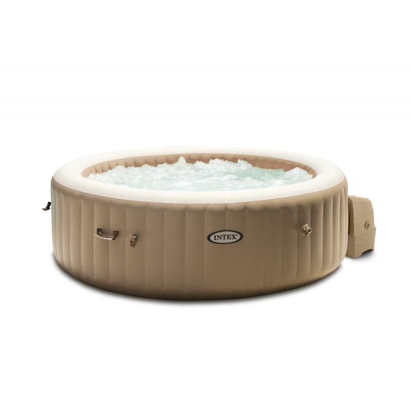 Zabawka do pływania - Samolot z pistoletem na wodę srebrny 57537 Intex Pool Garden Party