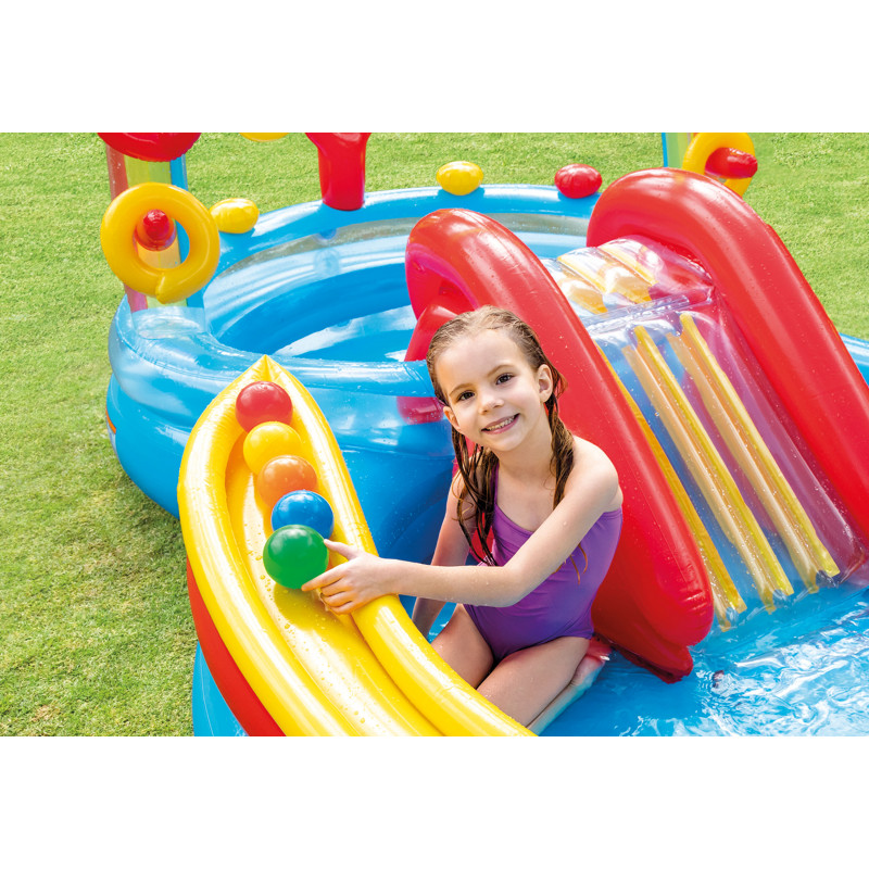 Zabawka do pływania - Żółw Morski 57555 Intex Pool Garden Party