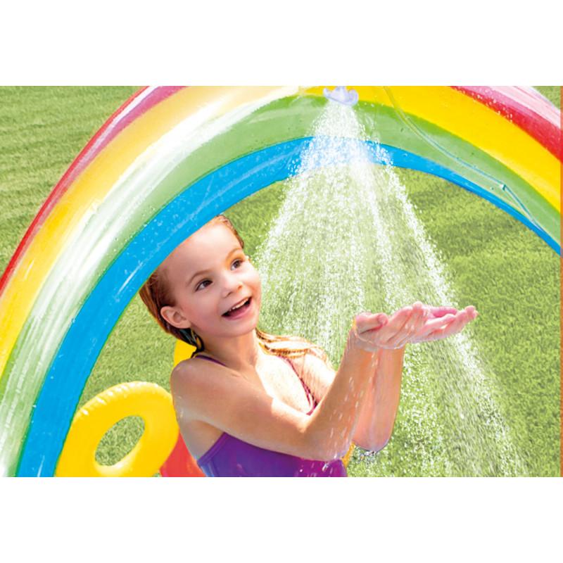 Zabawka do pływania - Mega Kaczka 56286 Intex Pool Garden Party