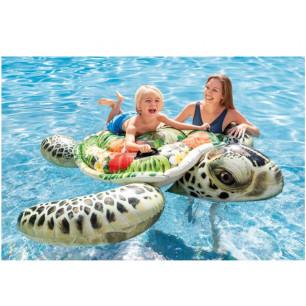 Materac - Pływające Chipsy Intex