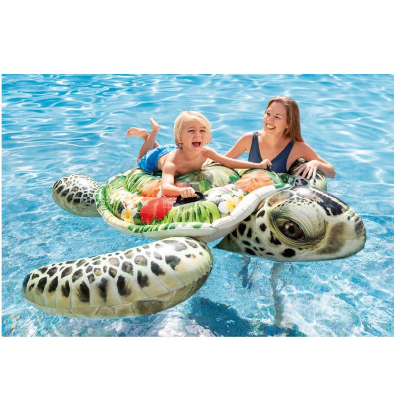 Materac - Pływające Chipsy 58776 Intex Pool Garden Party