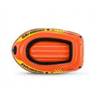 Materac - Pływający Deser Lodowy 58770 Intex Pool Garden Party