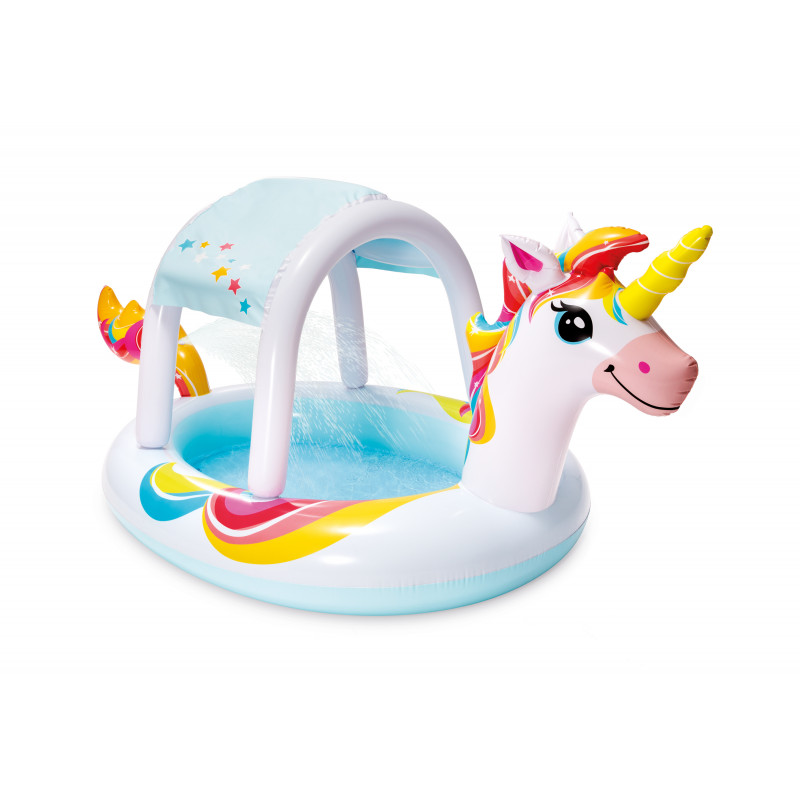 Basen Brodzik z miękkim dnem - Blask Slońca 86 cm 58924 Intex Pool Garden Party