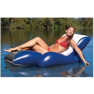 Materac do spania 99 x 191 x 25 cm Deluxe Single-High Twin 64101 Intex Pool Garden Party