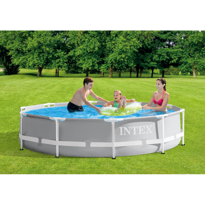 Materac do spania 191 x 137 x 25 cm Delux 64102 Intex Pool Garden Party