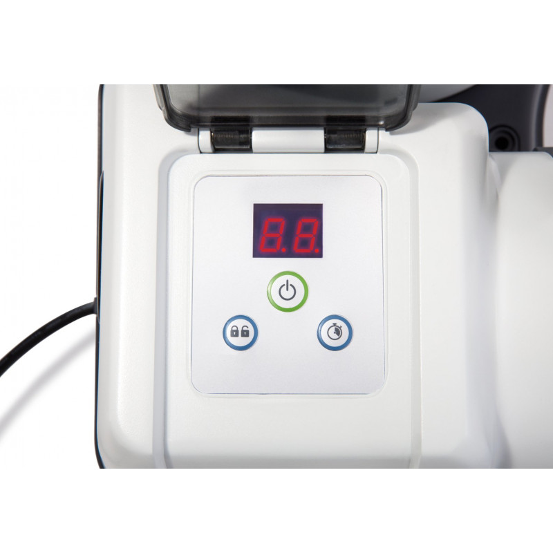 Materac do spania 203 x 152 x 25 cm Deluxe Single-High Queen 64103 Intex Pool Garden Party