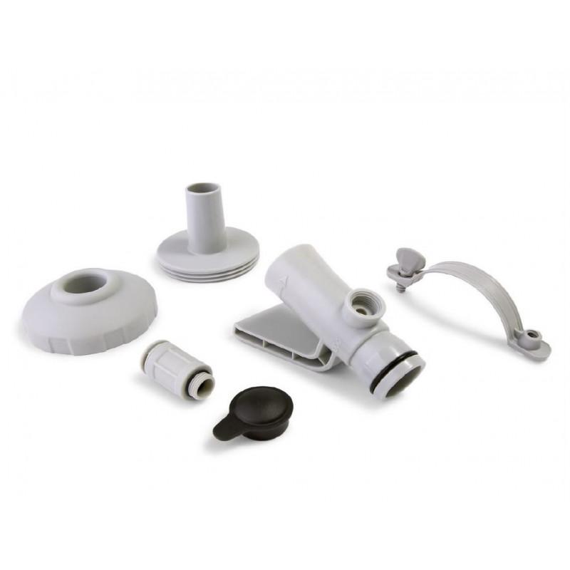 Basen Brodzik Ślimak 57124 Intex Pool Garden Party