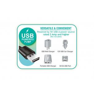 Maska dla młodzieży do nurkowania Sea Scan zielona Intex