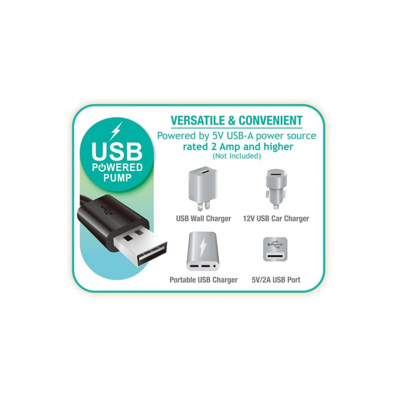 Maska dla młodzieży do nurkowania Sea Scan zielona 55913 Intex Pool Garden Party