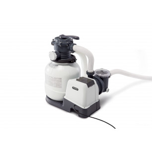 Basenik kwadratowe akwarium 159 x 159 x 50 cm 57471 Intex Pool Garden Party