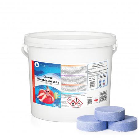 miniatura - Koło do pływania z uchwytami 122 cm Intex