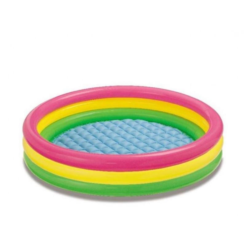 Pokrywa do basenów dmuchanych 305 x 183 cm lub 262 x 175 cm 58412 Intex Pool Garden Party