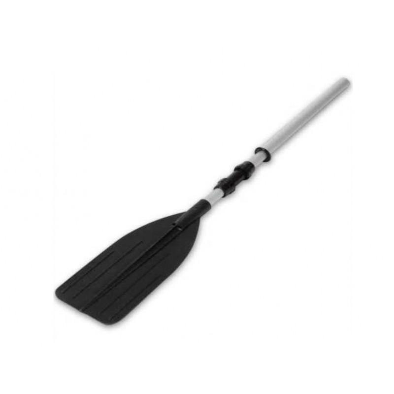 """Materac dmuchany """"Pocket"""" z okienkiem Różowy 59895 Intex Pool Garden Party"""