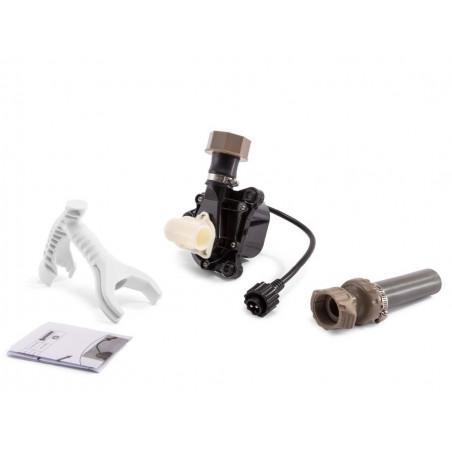 miniatura - Kółko do pływania - Rybka 83 cm pomarańczowa Intex