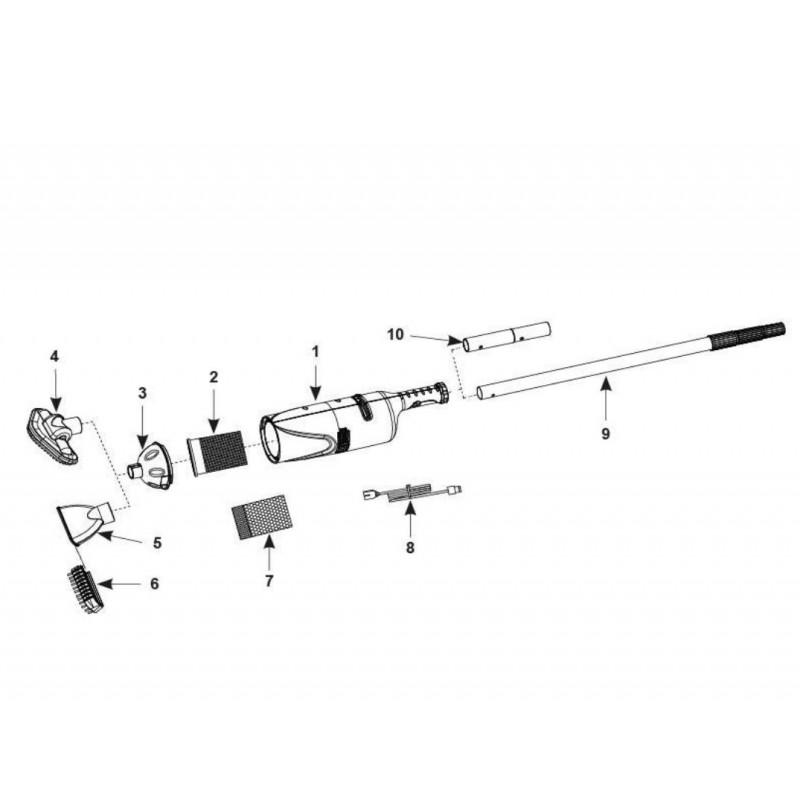 Materac do spania 137 x 191 x 33 Comfort Plush Full z wbudowaną pompką elektryczną 67768 Intex Pool Garden Party