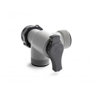 Zestaw do czyszczenia basenu De Lux 8 elementów Intex