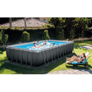 Podstawa nogi basenowej do Rectangular Frame / Podkładka Intex