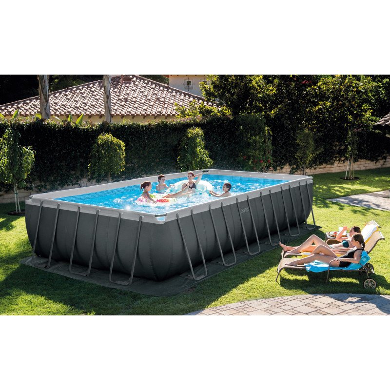 Podstawa nogi basenowej do Rectangular Frame - Podkładka 10576 Intex Pool Garden Party