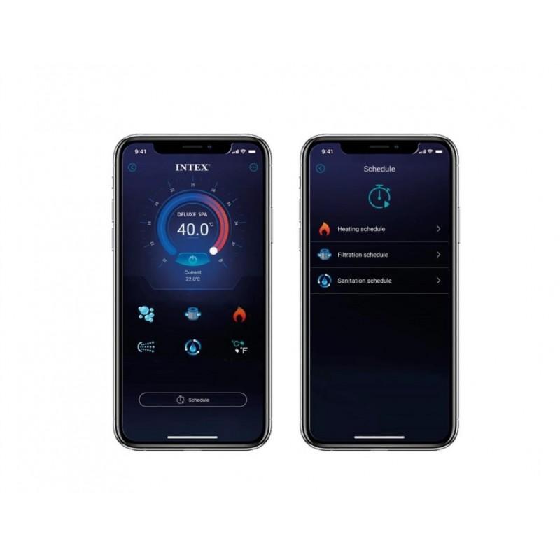 Uszczelka do pomp z filtrem A 10325 Intex Pool Garden Party