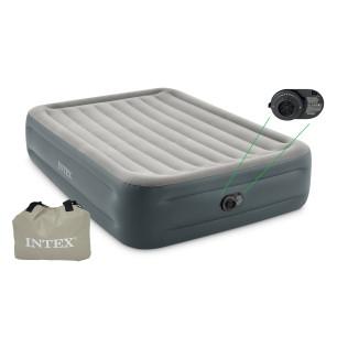 Basen ogrodowy stelażowy prostokątny 450 x 220 x 84 Intex 28273 Pool Garden Party