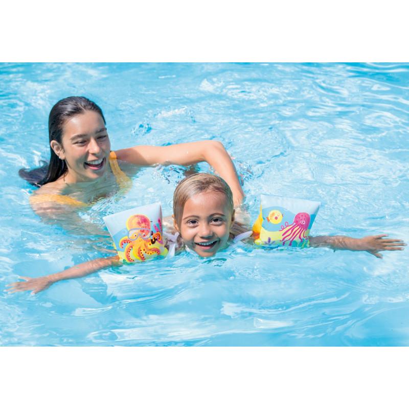 Basen ogrodowy stelażowy 366 x 76 cm 28212 Intex Pool Garden Party
