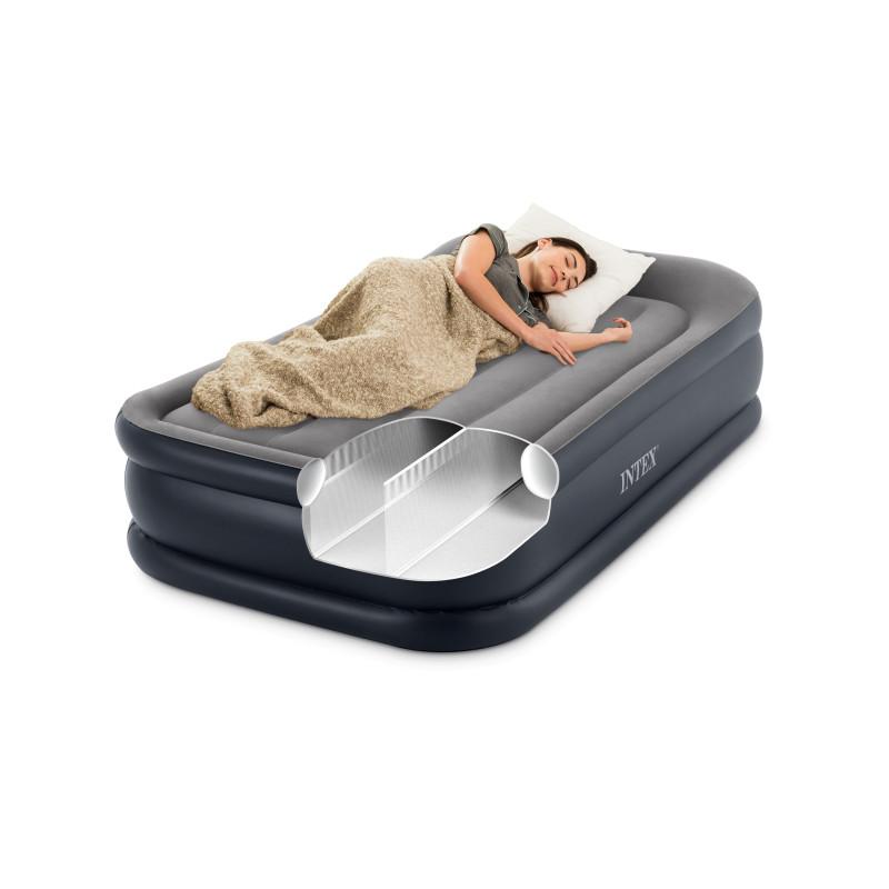 Basen ogrodowy stelażowy 610 x 132 cm 26756 Intex Pool Garden Party