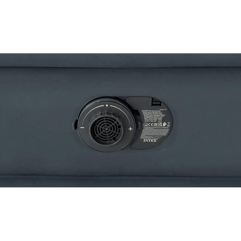 Basen stelażowy Prism prostokątny 300 x 175 x 80 cm - zestaw 26784 Intex Pool Garden Party
