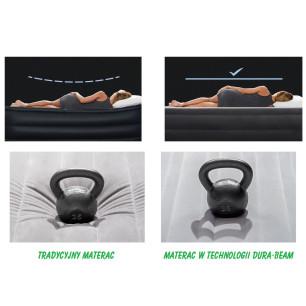 Pompa filtrująca piaskowa z hydro aeracją 10500 / 8000 l/godz. 26648 Intex Pool Garden Party