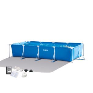 Materac do spania 76 x 191 x 25 cm Classic Downy Cot Size 64756 Intex Pool Garden Party