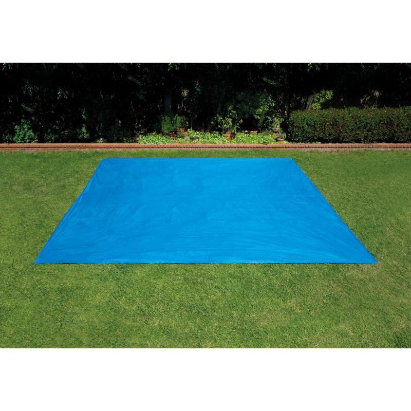 Materac do spania 137 x 191 x 25 cm Pillow Rest Classic Full 64142 Intex Pool Garden Party