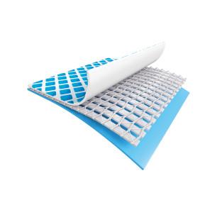 Materac do spania 152 x 203 x 25 cm z wbudowaną pompką elektryczną Pillow Rest Classic Queen 64150 Intex Pool Garden Party