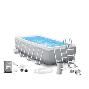 Plac zabaw - Szczęśliwy Dino 57160 Intex Pool Garden Party