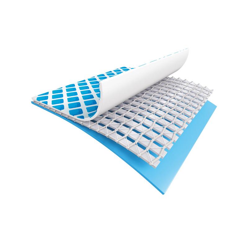 Maska do nurkowania Reef Rider - niebieska 55977 Intex Pool Garden Party