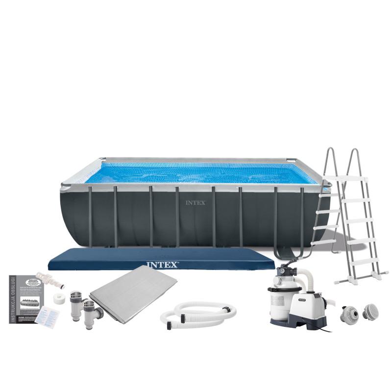 Materac Pływający Lizak 58753 Intex Pool Garden Party