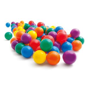 Zestaw do pływania Reef Rider Black Intex