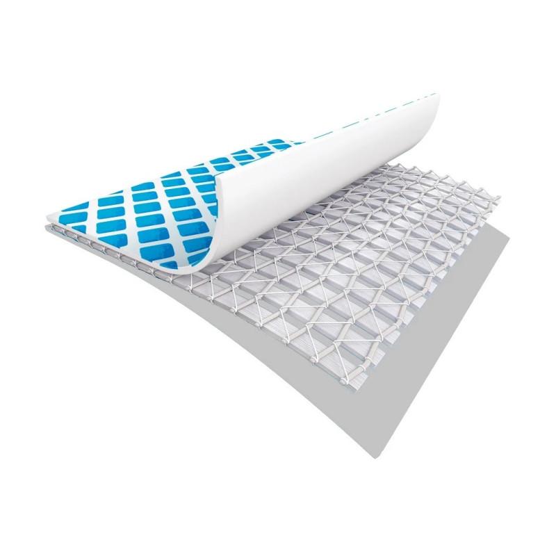 Fajka do pływania Progres czarna 55928 Intex Pool Garden Party