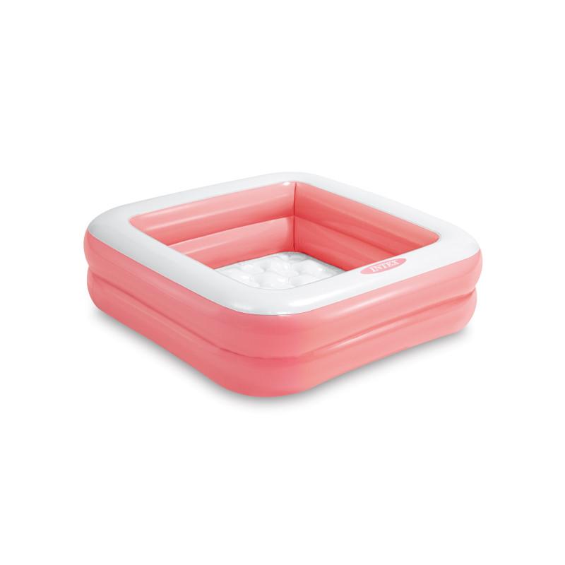 Kółko do pływania Mój przyjaciel Lama 58221 Intex Pool Garden Party