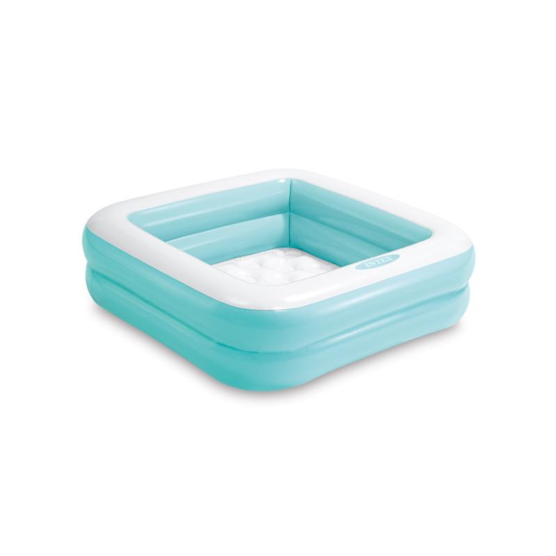 Koło kolorowe z uchwytami 97 cm 58263 Intex Pool Garden Party
