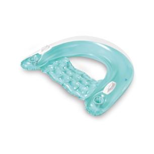 Kamizelka do pływania żółta Intex