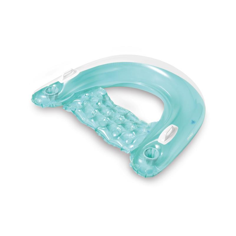 Kamizelka do pływania żółta 58660 Intex Pool Garden Party