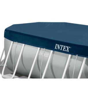 Fajka do pływania dla dzieci - zółta 55922 Intex Pool Garden Party