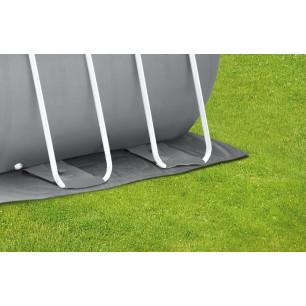 Fajka do pływania dla dzieci - pomarańczowa 55922 Intex Pool Garden Party