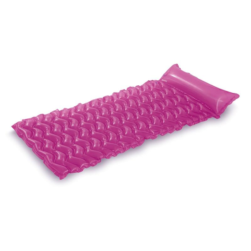 Fotel, Pufa Dmuchana Empire - Zółta 66582 Intex Pool Garden Party