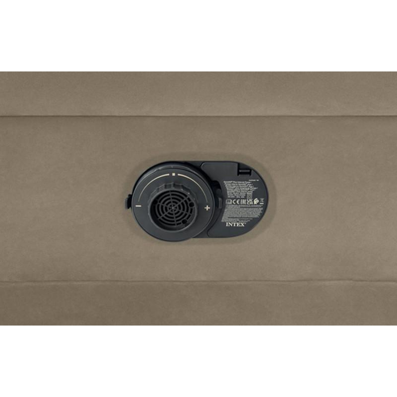 Płetwy regulowane (38-40) czarne 55634 Intex Pool Garden Party