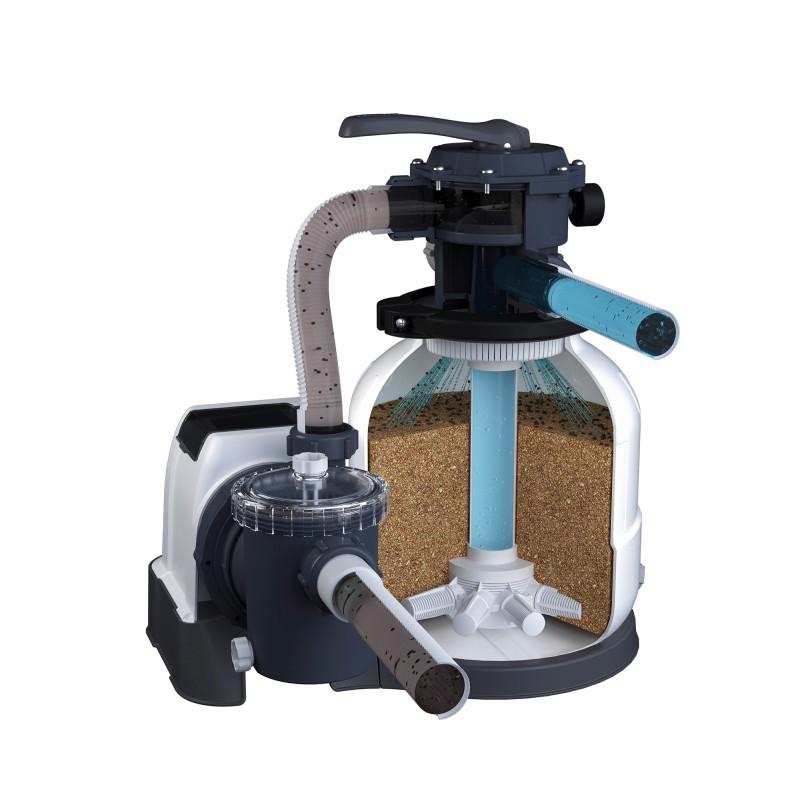Basen Brodzik Kubuś Puchatek 58415 Intex Pool Garden Party
