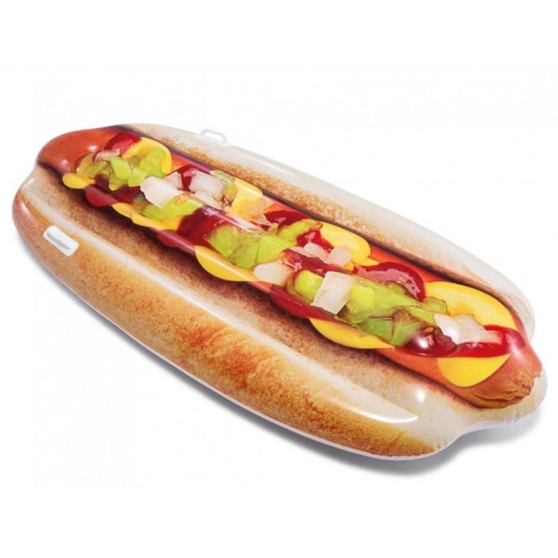 Koło do pływania Candy - różowe 56512 Intex Pool Garden Party