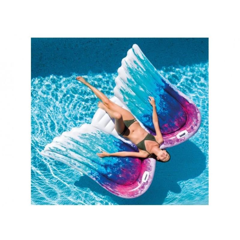 Basen Brodzik Box - różowy 57100 Intex Pool Garden Party